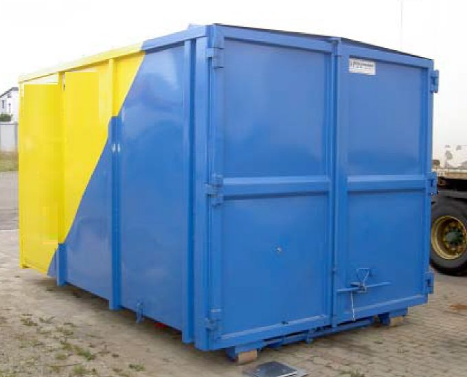 City Magazincontainer